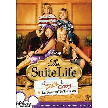 Suite Life of Zack & Cody: Lip Synchin' In The Rain