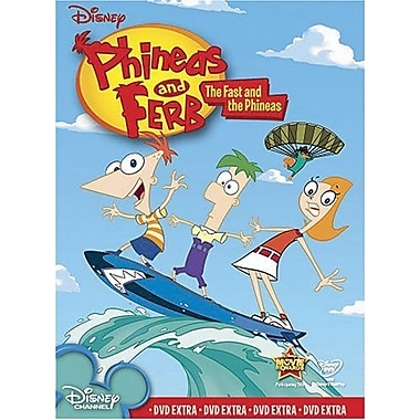 Phineas & Ferb: The Fast And The Phineas