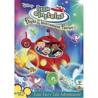 Disney Little Einsteins: Flight of the Instrument Fairies