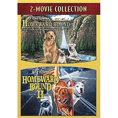 Homeward Bound / Homeward Bound II 2-Pack