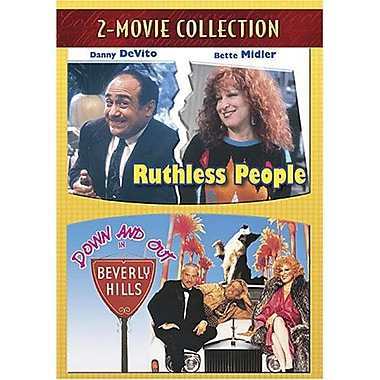 Ruthless People / Down And Out In Beverly Hills 2-Pack