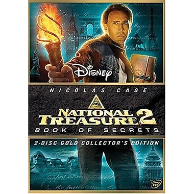 National Treasure 2: Book Of Secrets (Collector's Edition)