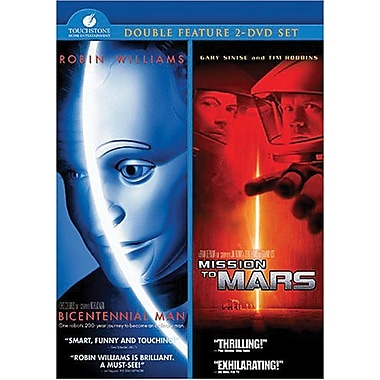 Bicentennial Man / Mission To Mars 2-Movie Collection