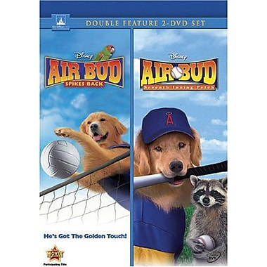 Air Bud Spikes Back / Air Bud 7th Inning Fetch 2-Movie Collection