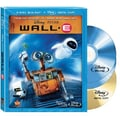 WALL-E (Blu-Ray + DVD + Digital Copy)