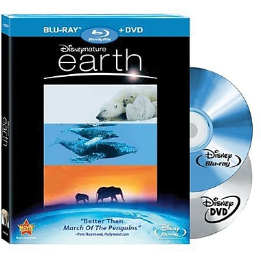 Disneynature: Earth (Blu-Ray + DVD)