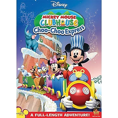 Disney Mickey Mouse Clubhouse: Choo-Choo Express
