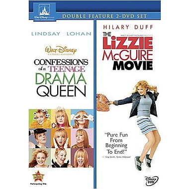 Confessions Of A Teenage Drama Queen / The Lizzie McGuire Movie 2-Movie Collection