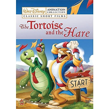 Disney Animation Collection Volume 4: The Tortoise And The Hare