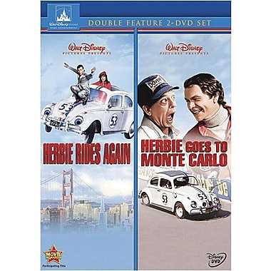 Herbie Rides Again / Herbie Goes To Monte Carlo 2-Movie Collection