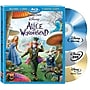 Alice In Wonderland (Blu-Ray + DVD + Digital
