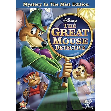 Great Mouse Detective: Mystery In The Mist Edition