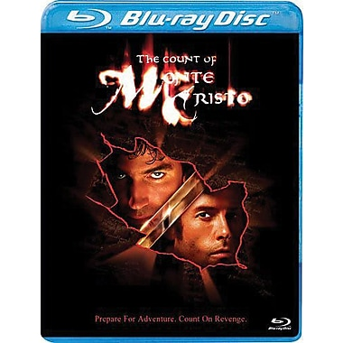 Count Of Monte Cristo (Blu-Ray)