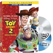 Toy Story 2 (DVD + Blu-Ray)