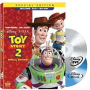 Toy Story 2 (DVD + Blu-Ray)