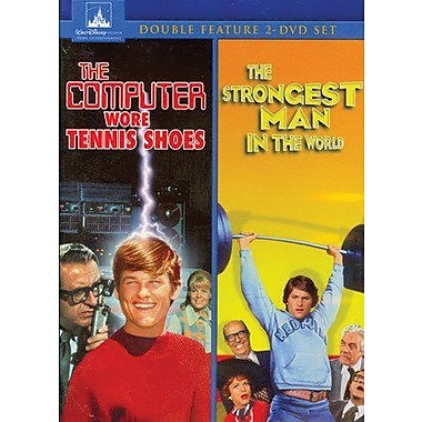 Computer Wore Tennis Shoes / The Strongest Man In The World 2-Movie Collection
