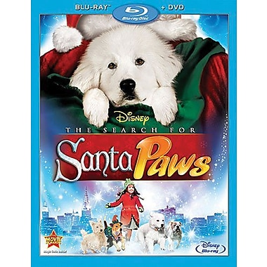 Search For Santa Paws (Blu-Ray + DVD)