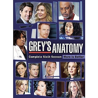 Grey's Anatomy: Season 6