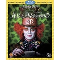 Alice In Wonderland 3D (Blu-ray + DVD + Digital Copy)