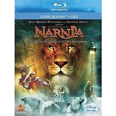 Chronicles Of Narnia: The Lion, The Witch And The Wardrobe (Blu-Ray + DVD)