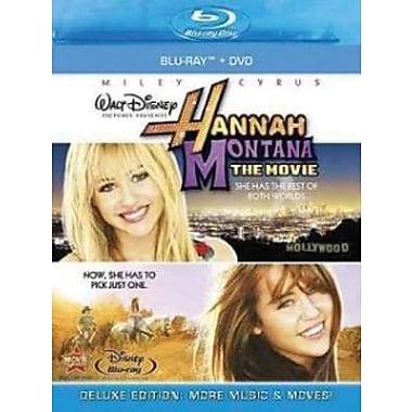 Hannah Montana The Movie (Blu-Ray + DVD)
