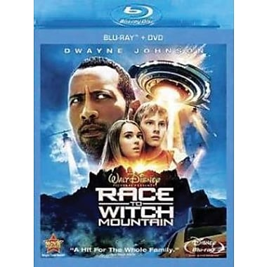 Race To Witch Mountain (Blu-Ray + DVD)