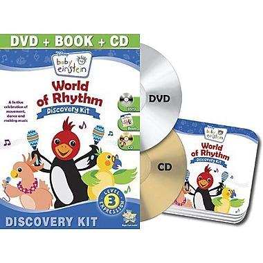Baby Einstein: World Of Rhythm (Discovery Kit)