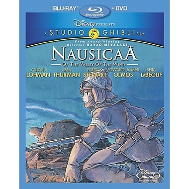 Nausicaa Of The Valley Of The Wind (Blu-Ray + DVD)