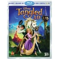 Tangled 3D (Blu-Ray + DVD + Digital Copy)
