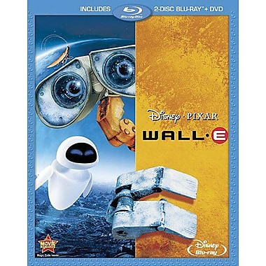 WALL-E (Blu-Ray + DVD)