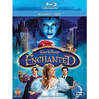 Enchanted (Blu-Ray + DVD)