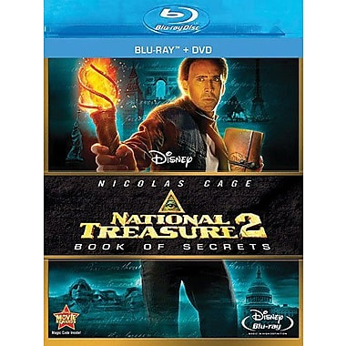 National Treasure 2: Book Of Secrets (Blu-Ray + DVD)