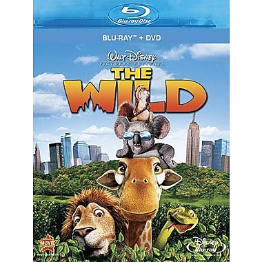 Wild, The (Blu-Ray + DVD)