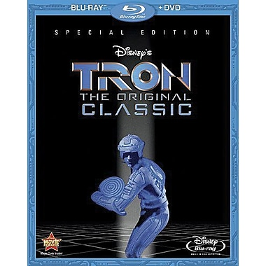 Tron: The Original Classic Special Edition (Blu-Ray + DVD)