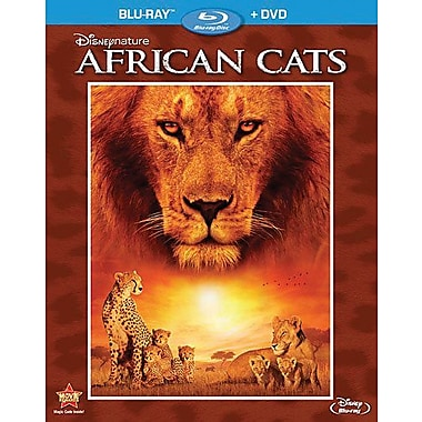 Disneynature: African Cats (Blu-Ray + DVD)