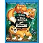 Fox And The Hound 2-Movie Collection (Blu-Ray +