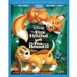Fox And The Hound 2-Movie Collection (Blu-Ray + DVD)