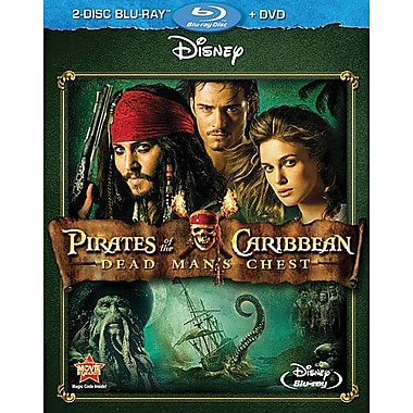 Pirates Of The Caribbean: Dead Man's Chest (Blu-Ray + DVD)
