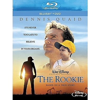 Rookie, The (Blu-Ray + DVD)