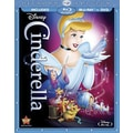 Cinderella Diamond Edition (Blu-Ray + DVD)