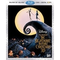 Nightmare Before Christmas 3D(Blu-ray + DVD + Digital Copy)