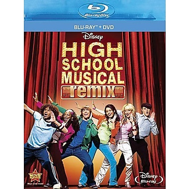 High School Musical (Blu-Ray + DVD)