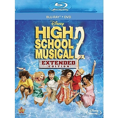 High School Musical 2 (Blu-Ray + DVD)
