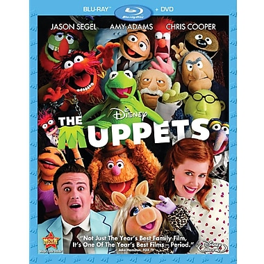 Muppets, The (Blu-Ray + DVD)