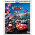 Cars 2 3D (Blu-ray + DVD + Digital Copy)