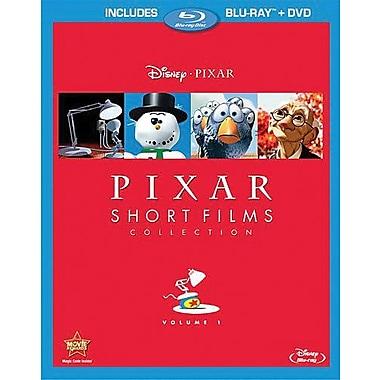 Pixar Short Films Collection Volume 1 (Blu-Ray + DVD)