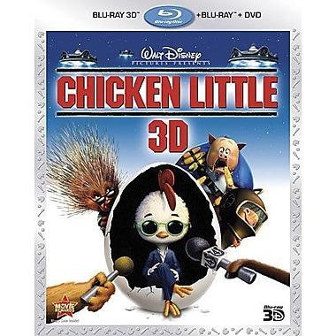 Chicken Little 3D (Blu-ray + DVD)