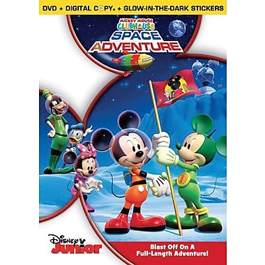 Disney Mickey Mouse Clubhouse: Space Adventure (with Digital Copy)