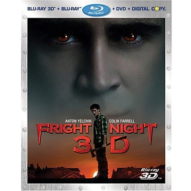 Fright Night 3D (Blu-ray + DVD + Digital Copy)