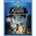 Secret World Of Arrietty (Blu-Ray + DVD)